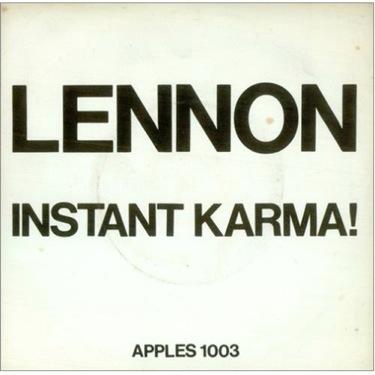 99 Songs I Wanna Hear At My Wake Instant Karma By David Quinn In